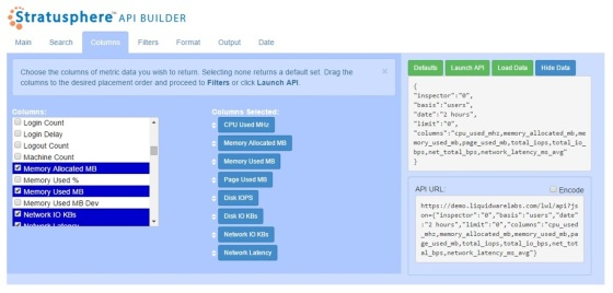 Web-Based API Builder